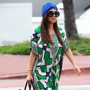 Def Diane von furstenberg tunic dress